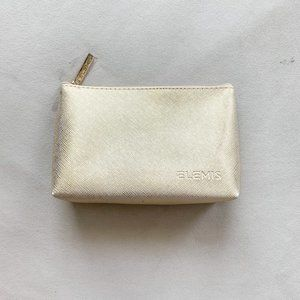 Gold Makeup Pouch